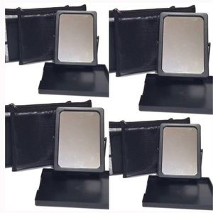 NEW Mary Kay Mirror with Mesh Bag LOT OF 4